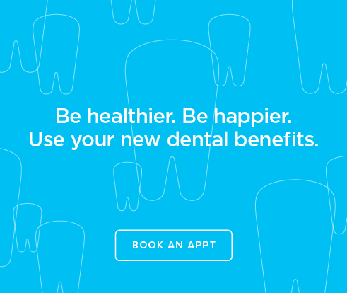 Be Heathier, Be Happier. Use your new dental benefits. - Scottsdale Modern Dentistry